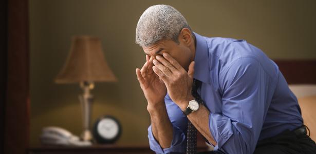 Achtung Augenflimmern: Oft ein Symptom für Schlimmeres