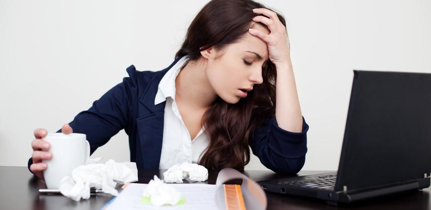 Lernstress: Wie fleißige Studenten sich kaputt machen können