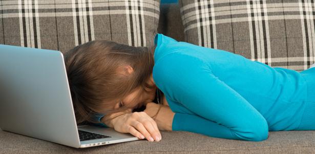 Burnout-Gefährdung: Warnzeichen des Körpers