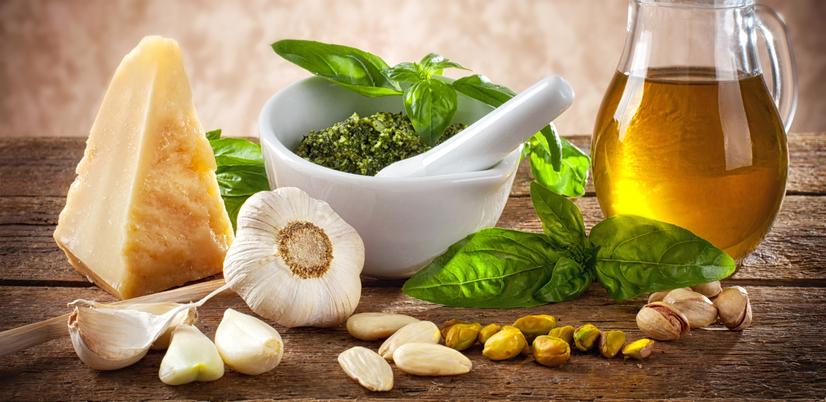 Mittelmeer-Kost für ein gesundes Leben