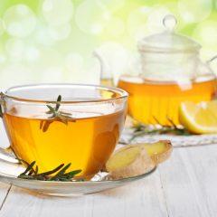 Tee trinken für die Darmgesundheit