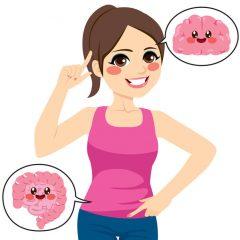 Kopf und Darm – ein perfektes Zusammenspiel