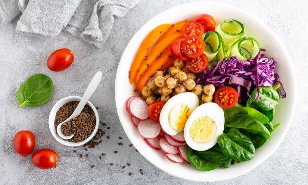 Rohkost für einen gesunden Darm?